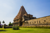 インド ガンガイコンダチョーラプラム ブリハディーシュワラ寺院