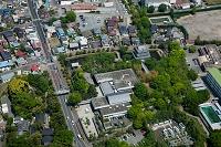 忍城と行田郷土博物館周辺