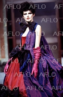 急逝した1990年代を代表するスーパーモデル、ステラ・テナント