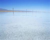 中国 チャカ塩湖