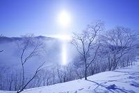 北海道 摩周湖サンピラー