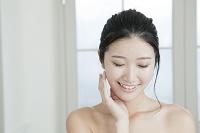 20代日本人女性ビューティー