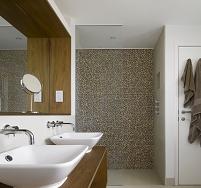 Andrew Mulroy Architects イギリス ロンドン モダンな洗面所