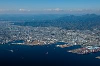 静岡県 清水港清水コンテナターミナル東燃ゼネラル石油