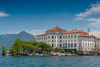 イタリア ベッラ島 ボッロメオ宮殿