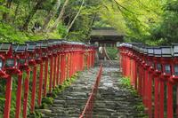 京都府 貴船神社
