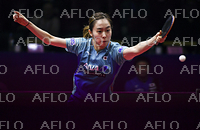 卓球:女子ワールドカップ