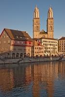 スイス チューリッヒ グロスミュンスター大聖堂