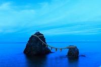 三重県 二見浦 夫婦岩