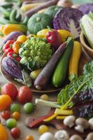 生鮮野菜 オーガニック野菜の集合
