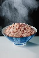 赤米入りご飯