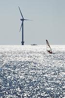 千葉県 銚子市 着床型洋上風力発電所