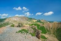 福島県 福島市 吾妻小富士と一切経山