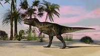 CG ティラノサウルス・レックス