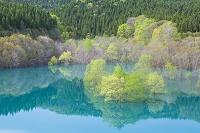 秋田県 宝泉湖