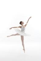韓国人のバレエダンサー