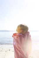 ビーチの子供
