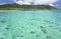 沖縄県 石垣島 明石ビーチ SUP