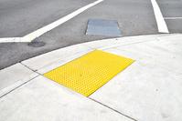 サンフランシスコ 点字誘導ブロック