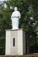 宮城県 伊達正宗銅像