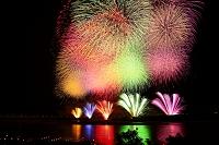 新潟県 長岡まつりの花火