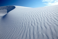 アメリカ合衆国 ニューメキシコ ホワイトサンズ国定公園