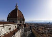 イタリア フィレンツェ ジョットの鐘楼からの眺望