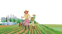 女性と農業