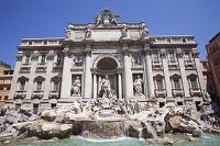 イタリア トレヴィの泉