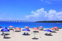 沖縄県 与那覇前浜ビーチ