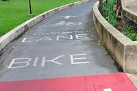 バンコク 自転車レーン