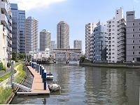 東京都 船着き場