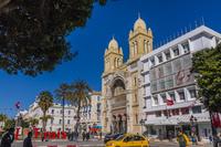 チュニジア チュニス 大聖堂