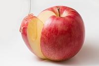 リンゴにハチミツ
