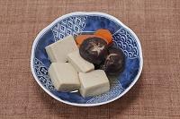 凍り豆腐の煮物