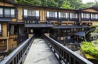 熊本県 黒川温泉