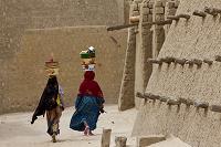 マリ トンブクトゥ アフリカ サンコーレモスク
