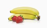 イチゴとバナナ