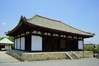 奈良県 當麻寺講堂