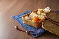 手毬寿司のお弁当