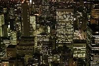 ニューヨーク マンハッタン 夜景