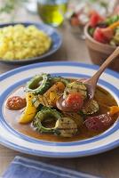 夏野菜スープカレー