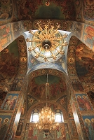 ロシア サンクトペテルブルク 血の上の救世主教会 スパース・...