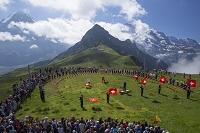 スイス アルプホルンフェスティバル
