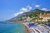イタリア アマルフィ