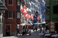 スイス チューリッヒ