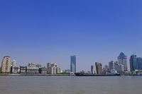 中国 上海 外灘 黄浦江