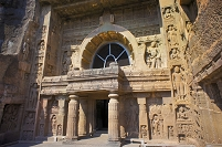 アジャンター石窟寺院
