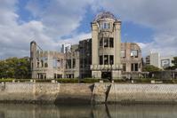 広島県 広島市 原爆ドーム 世界遺産