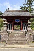 新潟県 仁王門 長谷寺(ちょうこくじ)